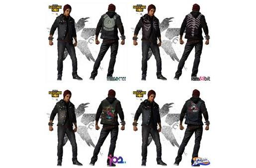Infamous: Second Son pre-orders get some pretty vests