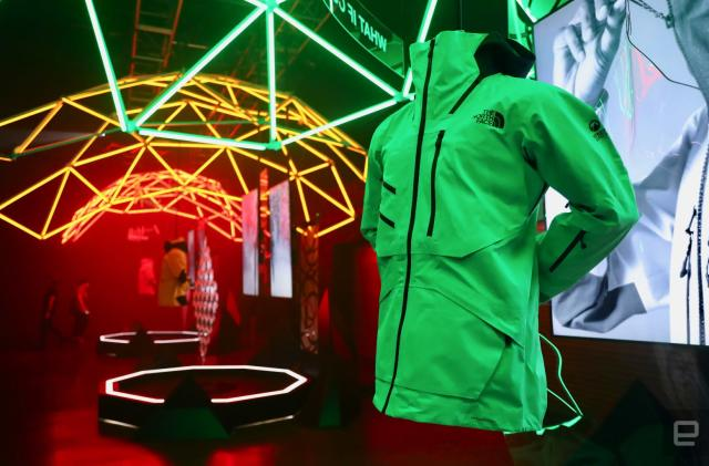 The North Face's high-tech Futurelight jackets are finally here
