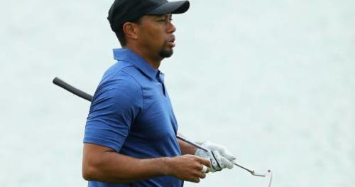 Golf - Actu - Tiger Woods de nouveau opéré du dos