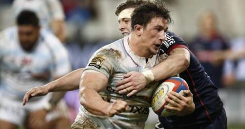 Rugby - Top 14 - R92 - Le Racing 92 titularise Chat et Afatia pour le derby face au Stade Français