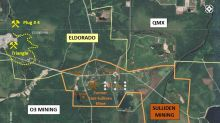 Sulliden Mining Capital Inc. (SMC: TSX) Announces 52.4 m at 1.14 g/t Gold Equivalent Adjacent to Eldorado's Triangle Mine on Its 100% Owned East-Sullivan Formerly Producing Property