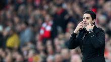 Foot - ANG - Arsenal - Mikel Arteta (Arsenal) après la défaite contre Tottenham: «Déçu et frustré»