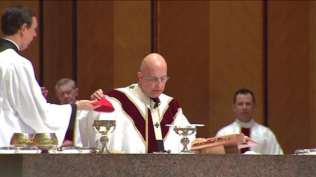 Abuse victims` attorney wants Pope to discipline Cardinal George
