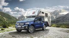 Mercedes reveals campervan concepts for X-Class pickup