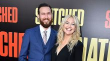 Kate Hudson's Red Carpet Debut With Danny Fujikawa Includes PDA
