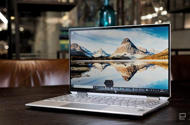 HP Spectre x360 13-inch review: Stylish, powerful and flexible