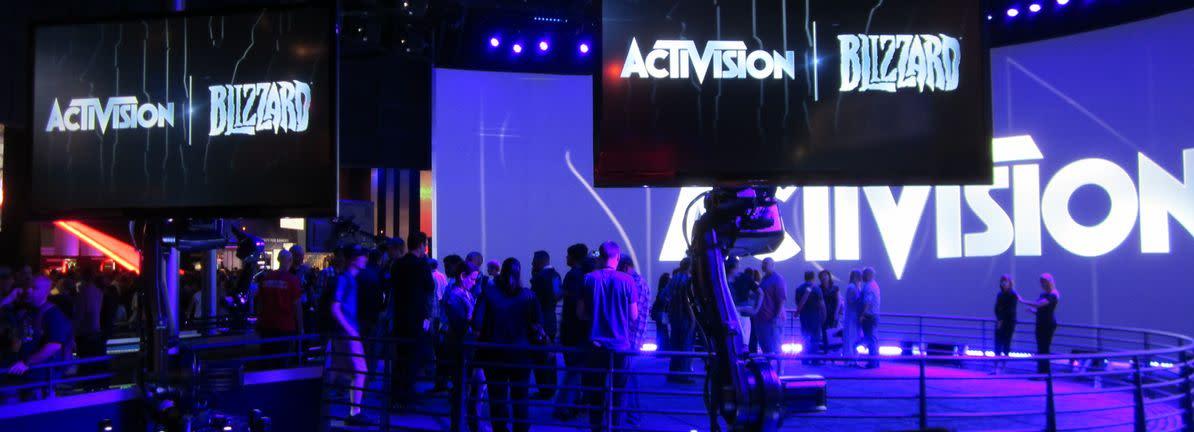 Calculating The Intrinsic Value Of Activision Blizzard, Inc. (NASDAQ:ATVI)