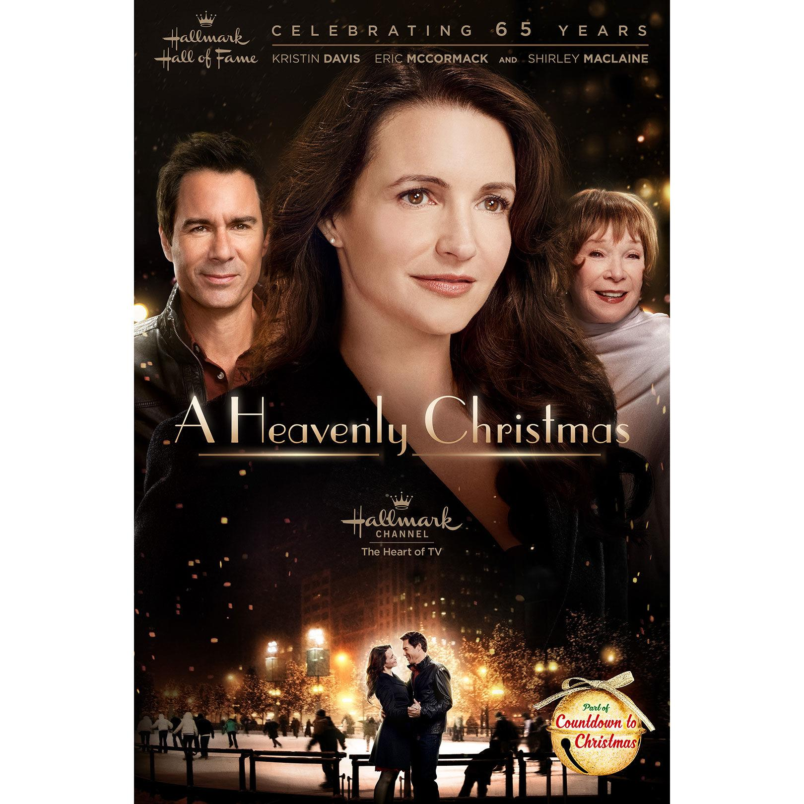 <p><b>Sunday, July 23, 5/4c</b></p> <p>Starring Kristin Davis (Eve), Eric McCormack (Max), and Shirley MacLaine (Pearl). Eve, a workaholic who never makes time for Christmas, family or friends, winds up in Heaven after her unfortunate death. In Heaven she is paired up with Pearl who will guide her in her Angel in Training. She's given a difficult case involving Max and his daughter and has to figure out a way to help him out of his despair without becoming too involved.</p>