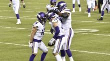 Vikings open as 4.5-point favorites over Panthers