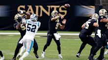 Panthers come up short against Saints