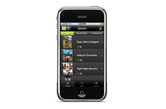 Game Crazy releases useful retail app for iPhone