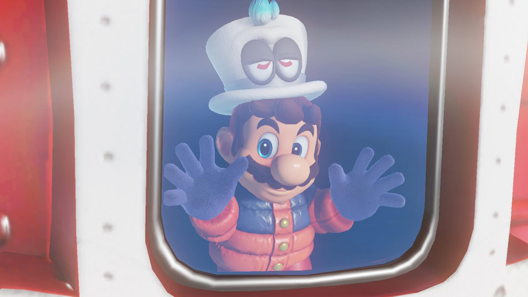 Super Mario Odyssey Is Everything It Needs To Be And More Engadget