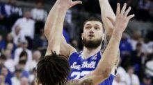 Mamukelashvili opts out of NBA draft, returns to Seton Hall