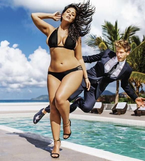 Plus size sports illustrated swimsuit model have