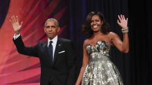 Michelle and Barack Obama to visit Singapore in December for two separate talks