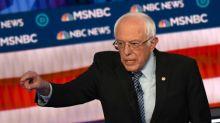 Enemigo declarado de Wall Street, Sanders tiene igual sus seguidores allí