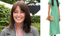 Davina McCall stuns in £155 shirt dress from Whistles on This Morning