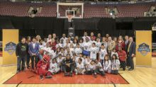 Taking the fight against diabetes to the basketball court