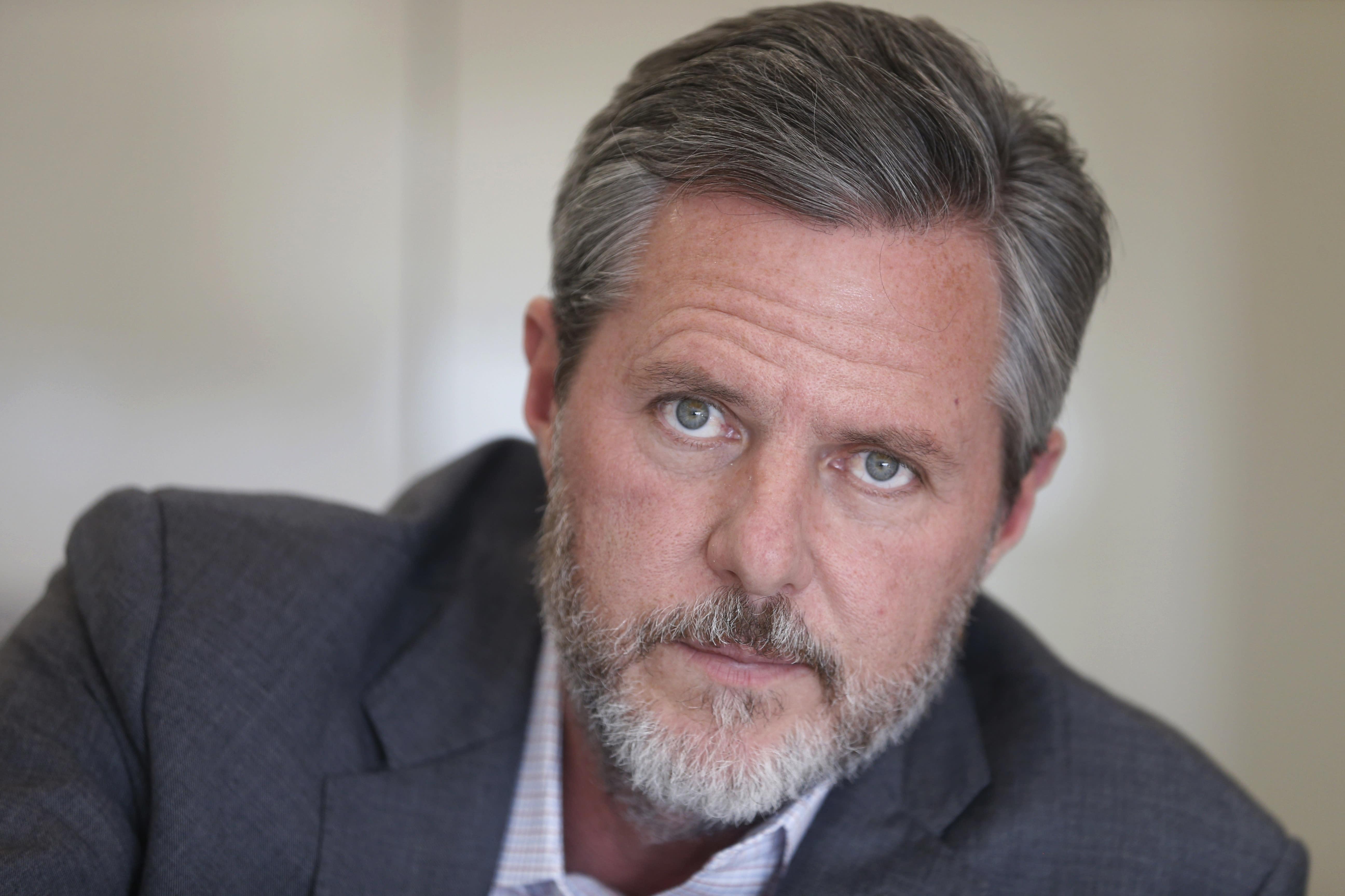 Falwell sues Liberty over damaged reputation