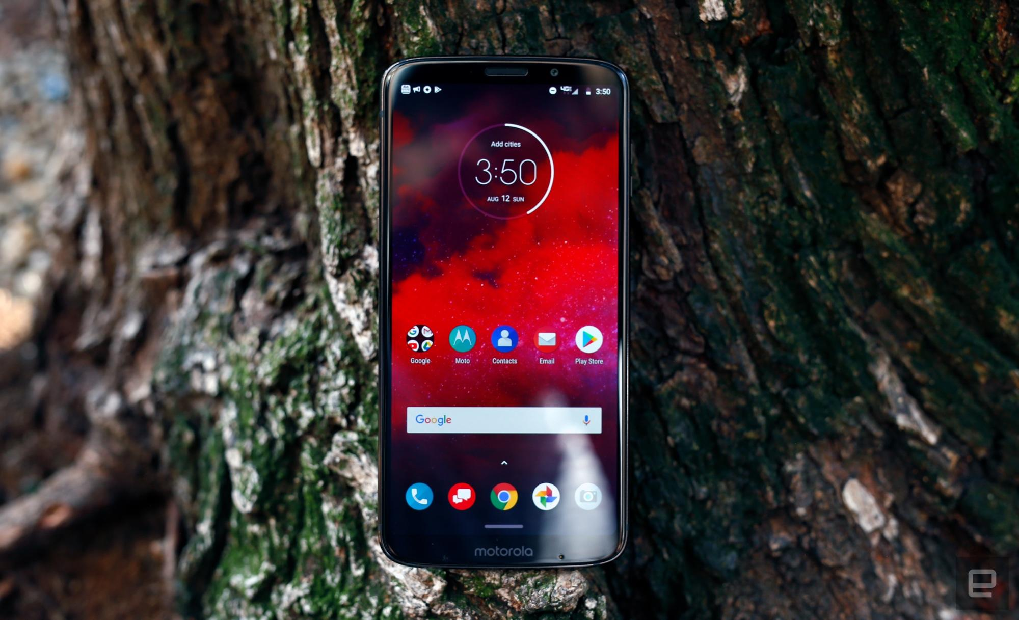 Moto Z3 review: When novel ideas get old