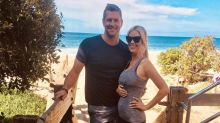 Pregnant Christina Anstead Shares Before and After Makeup Snap: 'I've Been Feeling Crabby and Tired'