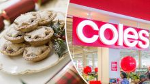 Coles launches early Christmas items in September