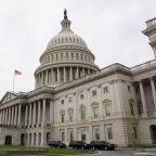 U.S. Senate in rare Saturday session on $1 trln infrastructure bill