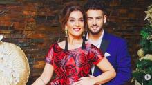 Manuel Cortés presume del embarazo de su novia
