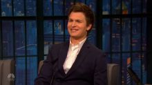 Ansel Elgort will never be the DJ that Jamie Foxx is