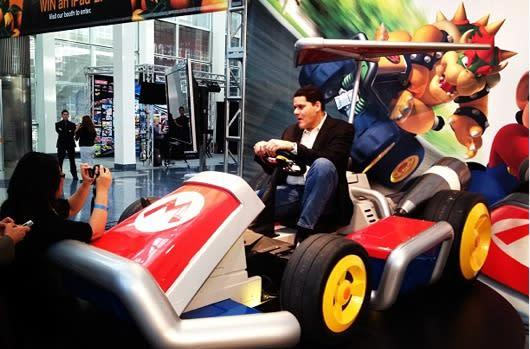Reggie Fils-Aime doesn't think much of Zynga, but he's intrigued by free-to-play gaming