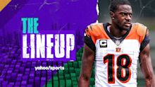 Fantasy managers, it's time to drop A.J. Green | The Lineup