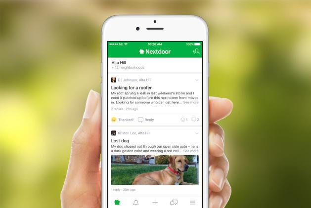 California will send residents election information through Nextdoor