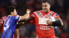 Andrew Fifita hits out at Cronulla over Tonga 'snub'