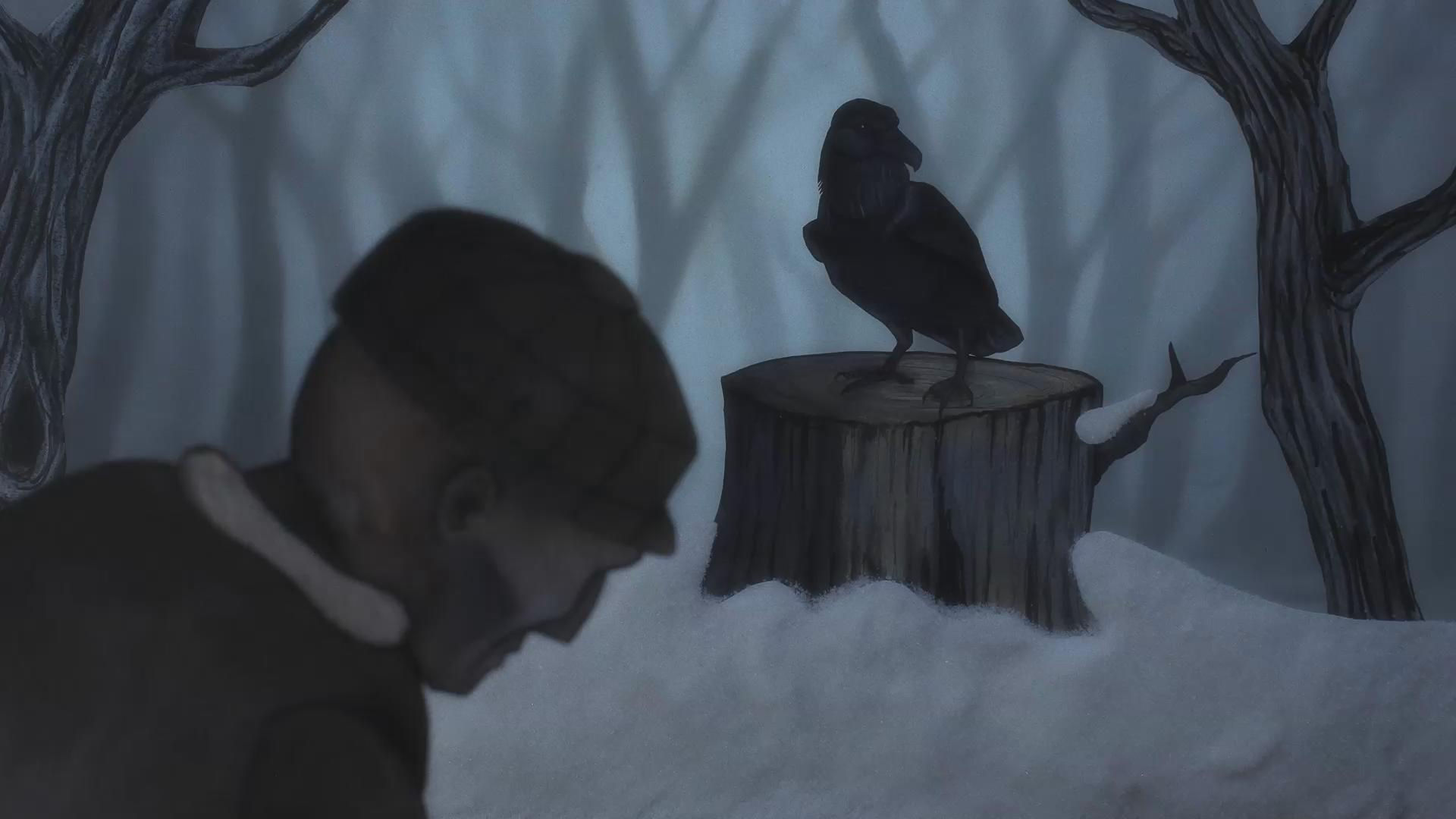 The Raven That Refused To Sing Video