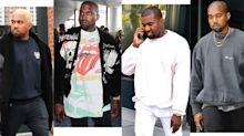 12 Times Kanye West Was a Street Style Master