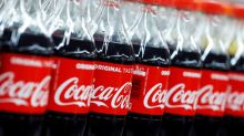 Coca-Cola sales beat on strong sales of vitamin water, coffee