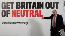 """Líder laborista dice que reporte filtrado expone el """"fraude"""" de Boris Johnson sobre el Brexit"""