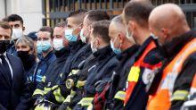 Attaque à Nice: Macron a appelé les Français à «l'unité»