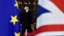 May applaudie par les dirigeants de l'UE sur le Brexit
