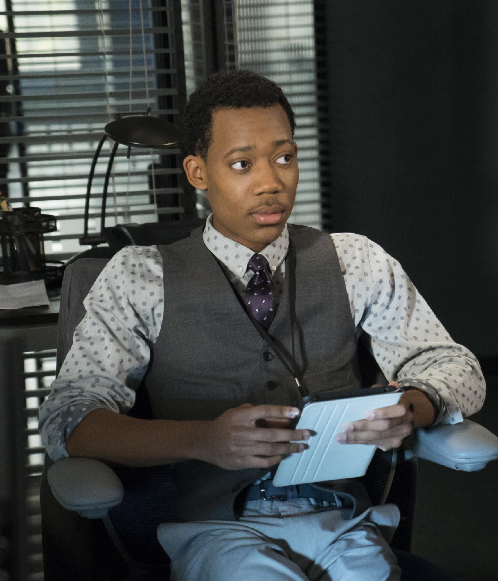 Tyler James Williams Talks The Walking Dead and JOining