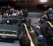 National Mustang Day at New York Auto Show marks 55 years of Ford's icon