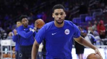 Jahlil Okafor-76ers status update: It's complicated