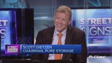 Pure Storage chairman explains speculation over its stock