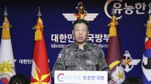 Seoul: North Korea kills S. Korean official, burns his body