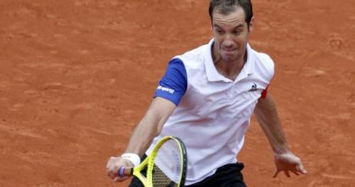 Tennis - ATP - Barcelone - Barcelone : Richard Gasquet éliminé d'entrée