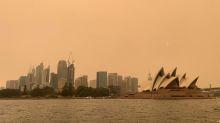 Aumentan temores sobre Sídney después de que incendios en Australia se unen en uno gigantesco