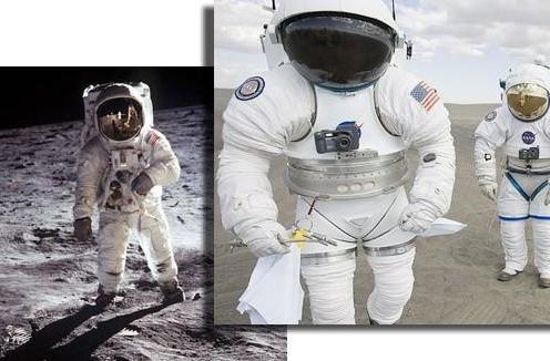Next-gen NASA spacesuit contract mothballed