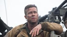 World War II Vet Helped Prep Brad Pitt and His 'Fury' Tank Crew