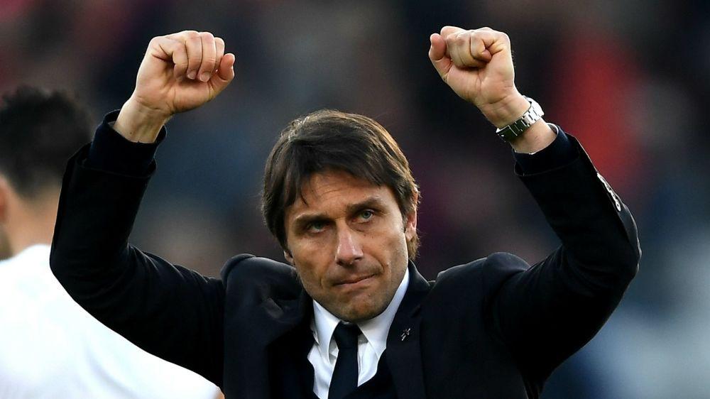 """Manchester - Chelsea, Conte : """"Ibrahimovic, l'un des meilleurs joueurs du monde"""""""