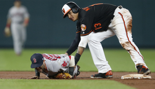 "MLB: Machado giftet gegen ""Bullshit"" der Red Sox"